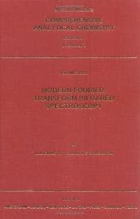 Modern Fourier Transform Infrared Spectroscopy (Comprehensive Analytical Chemistry)
