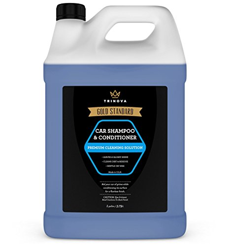 Car Wash Concentrate - Soap and Conditioner & Chenille Microfiber...