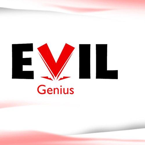 Evil Genius audiobook cover art
