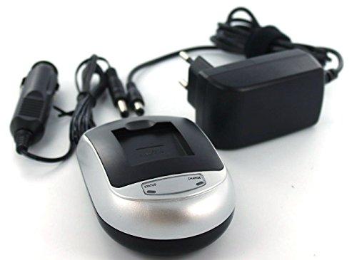 MobiloTec Ladegerät kompatibel mit Casio Exilim EX-Z2, Camcorder/Digitalkamera Netzteil/Ladegerät Stromversorgung