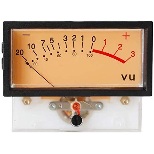 POFET TN-73 VU Head Bile Machine Db Meter Amplificatore di Potenza Mixer Livello Potenza Retroilluminazione Nastro