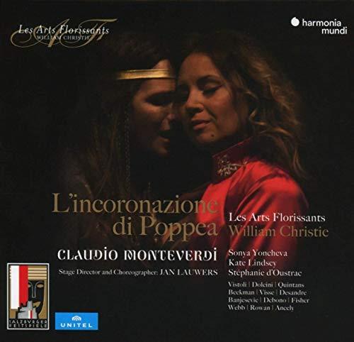 L'incoronazione di Poppea (3CDs+DVD)