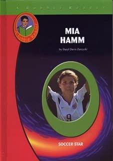 Mia Hamm (Robbie Readers)