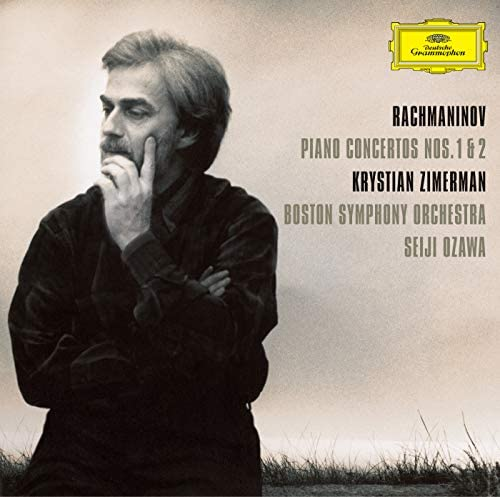 Krystian Zimerman, Boston Symphony Orchestra, Seiji Ozawa & Sergei Rachmaninoff