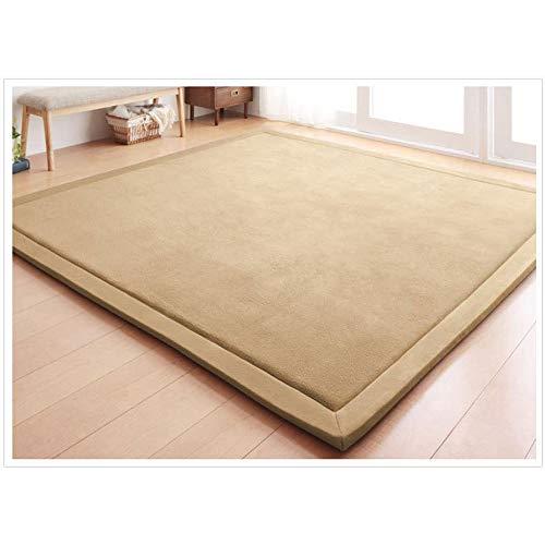 DelongKe kinderen spelen Gym matten, moderne omgeving tapijten, baby spel tapijt, gebied tapijten voor woonkamer slaapkamer