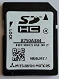 Tarjeta SD GPS Mitsubishi - W11 W12 - Europe - 2020-2021