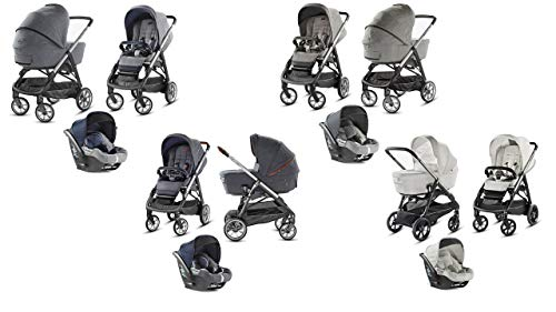 Inglesina Trio aptica Sistema Modular para niños Cochecito Capazo y TaoTronics Coche colores A elegir incluye bolsita de Back Bag