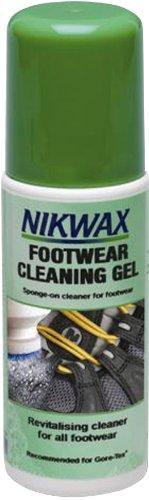 Nikwax Pflegemittel Footwear Cleaning Gel, 125ml (vpe12) - Cuidado Personal para Acampada, Color Blanco, Talla 125 ml