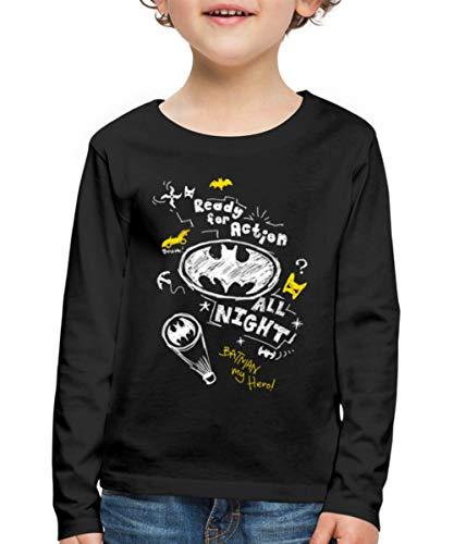 Batman Ready for Action T-Shirt Manches Longues Premium Enfa
