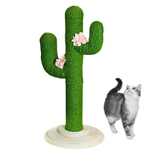 Árbol rascador con forma de cactus para gatos de VETRESKA