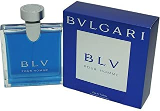Bvlgari Blv By Bvlgari For Men, Eau De Toilette Spray, 1.7-Ounce Bottle