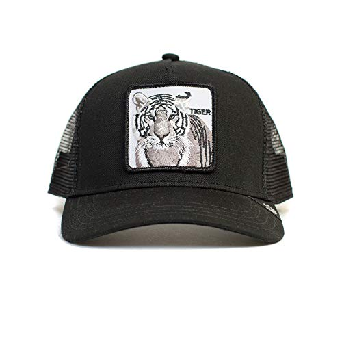 Goorin Brothers Silver Tiger Black One Size