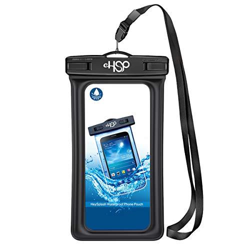 HeySplash Bolsa Impermeable Teléfono Móvil hasta 5.7