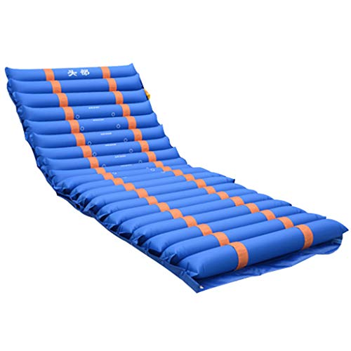 Mattress Cojín Inflable para el Cuidado de los Ancianos postrado en Cama colchón de Aire antiescaras colchón Individual para Pacientes