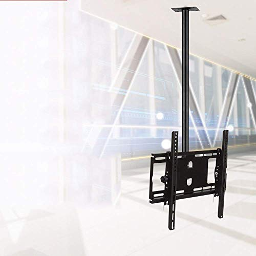 Soportes de pared para TV Soporte para TV Soporte de techo para TV de 32-65 pulgadas 360 & deg;Colgador de techo espesado con rotación Pantalla de visualización de cristal líquido lateral colgante Pu