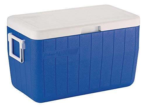 Coleman Kühlbox Poly-lite, blau, One Size, 3000004953