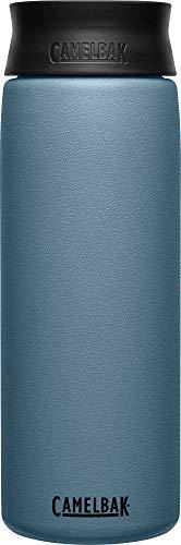 CAMELBAK Unisex– Erwachsene Hot Cap Vacuum Trinkflasche, Blue Grey, 600 ml