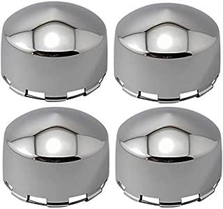 Aftermarket Set of 4 Weld Racing EVO 8 Lug Wheels 614-4930 or 99-4930 or 89-4930 Wheel Rim Chrome Center Caps