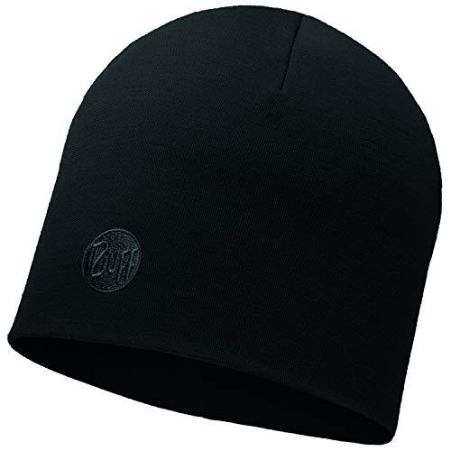 Buff Set Funktionsmütze Winter + UP Schlauchtuch   Wintermütze   Multifunktionsmütze atmungsaktiv   113028.999.10.00   Heavyweight Merino Wool Hat