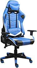 Racoor Video Gaming Chair, Multi Color - H 131 cm x W 73 cm x D 52 cm
