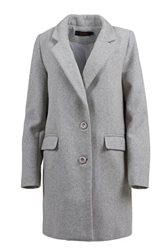 Grimada A65 Klassieke wollen jas voor dames
