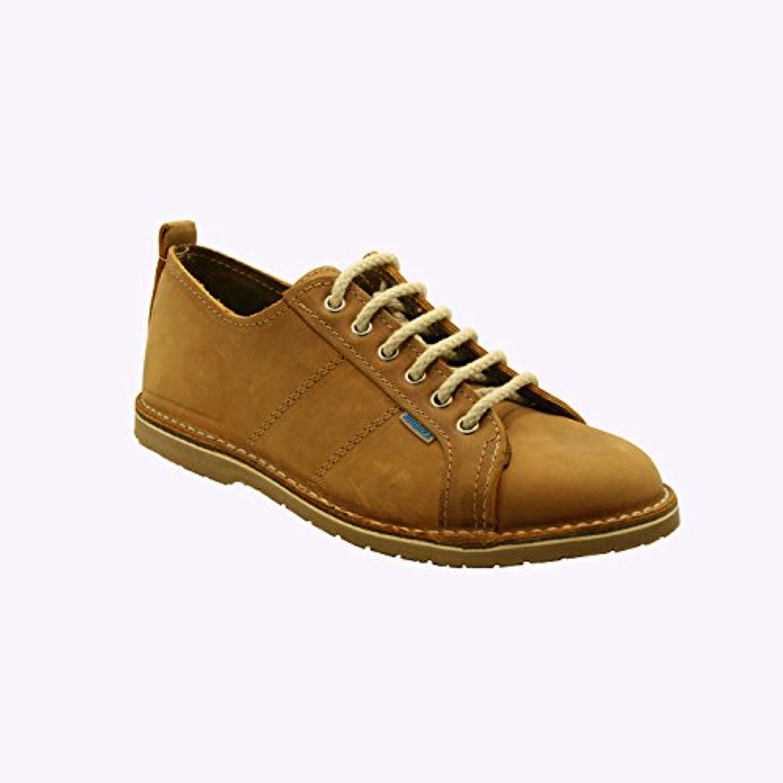 La Auténtica R906FPN - Sports shoes Leather, Unisex Adult, Peach