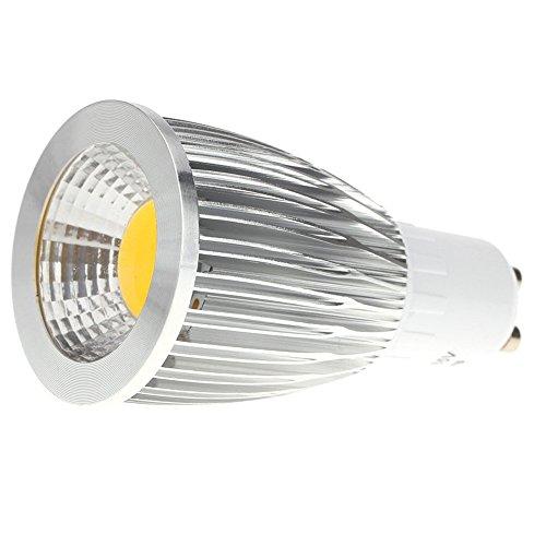 GU10 LED Bulb - SODIAL(R)GU10 9W COB LED Bulb Light Energy Saving High...