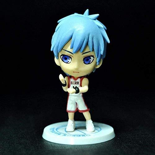 Modelo de Baloncesto dsfew Kuroko Kuroko Tetsuya 5 muñecas de Personajes Bonitos Kagami Taiga Personaje Animado Modelo Estatua decoración
