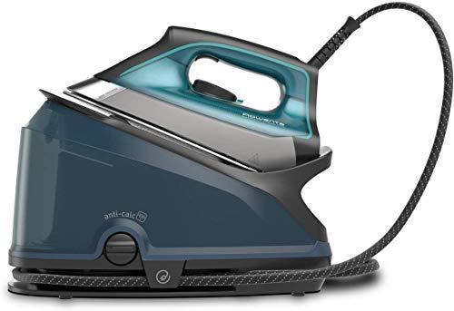 Rowenta DG7621 Compact Steam Pro Caldera de Alta presión 6,2 Bar, tecnología Eco, Turquesa, X-Large