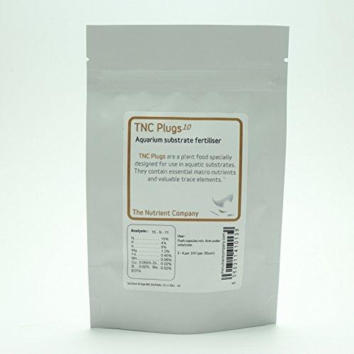 TNC Plugs - Acuario Plantas/Acuáticos sustrato Fertilizante