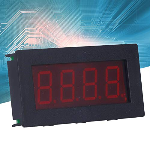 Pantalla PLC, RS485 DC5-36V Pantalla LED, 4 bits, Instrumento de puerto serie RS485 DC5-36V, con terminal de cobre de protección ambiental de alta calidad KF128-5.08
