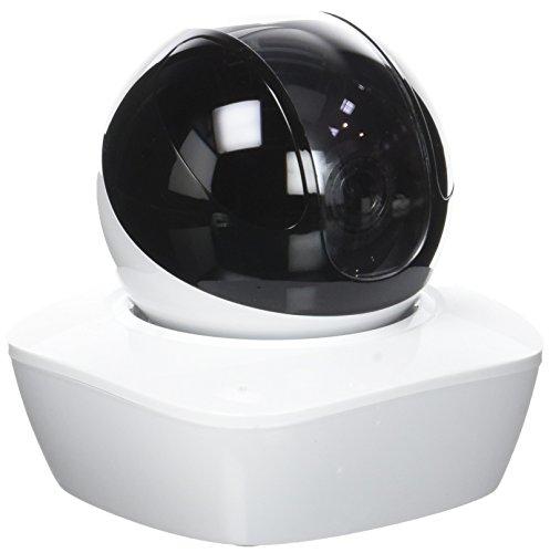 Dahua ipc-a15Cámara Mini Domo IP, WiFi, rotación 180grados, objetivo de 3,6mm, IR Alcance 10m, micrófono integrado, DC 12V, color blanco/negro