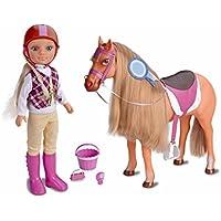 Nancy día de aventuras a caballo (Famosa 700013890)