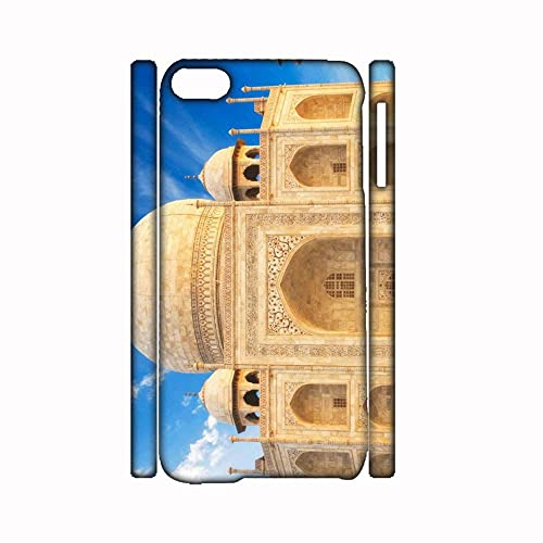 con Taj Mahal Cajas De Abs Compatible con Apple iPhone 7 8 4.7 Inch Mujer Único