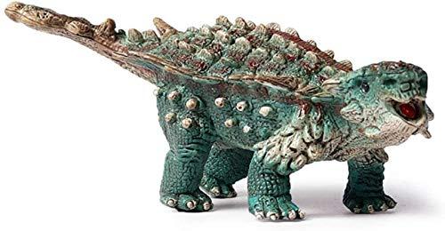 hsj Dinosaur Toy Enfants Dinosaure Jouet modèle Dinosaure du Monde Statique Créature Figurines de Noël Enfants Exécution exquise