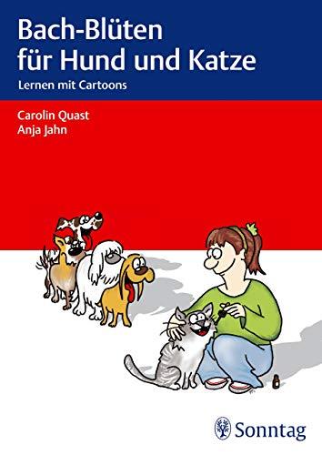Bach-Blüten für Hund und Katze: Lernen mit Cartoons