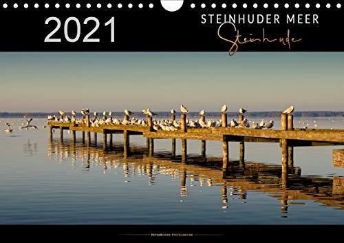 Steinhuder Meer - Steinhude (Wandkalender 2021 DIN A4 quer)