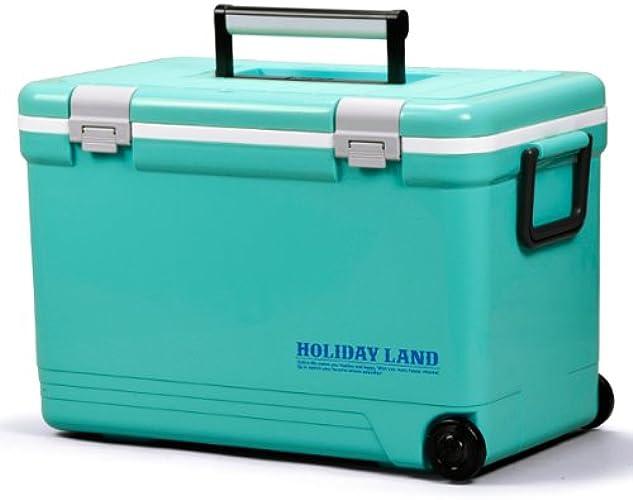 Shinwa (SHINWA) Vacances Land Cooler Bleu clair Cbx-33l (LBL)