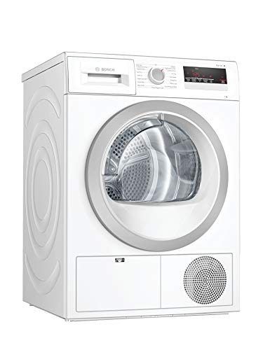 Bosch WTN85201GB Serie 4 Freestanding Condenser Tumble Dryer, 7kg load,...
