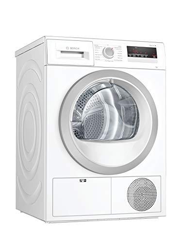Bosch WTN85201GB Serie 4 Freestanding Condenser Tumble Dryer, 7kg load, White