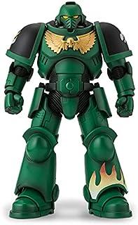 Salamanders Primaris Intercessor Warhammer 40,000 Bandai Action Figure