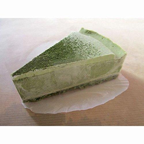 ベルリーベ 丸宗宇治抹茶と豆乳のチーズケーキ 6ピース【冷凍】【UCCグループの業務用食材 個人購入可】【プロ仕様】