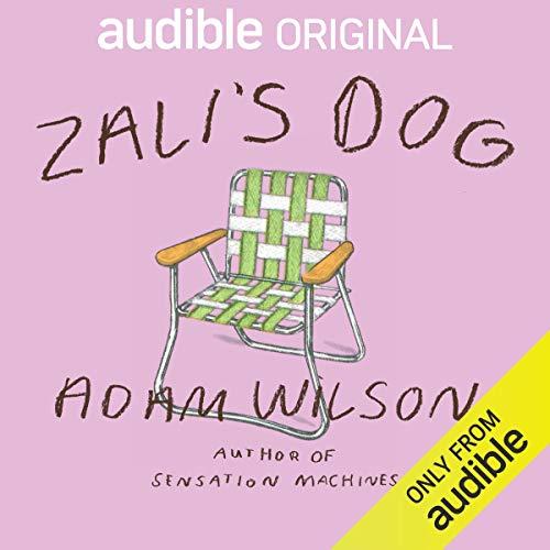 『Zali's Dog』のカバーアート