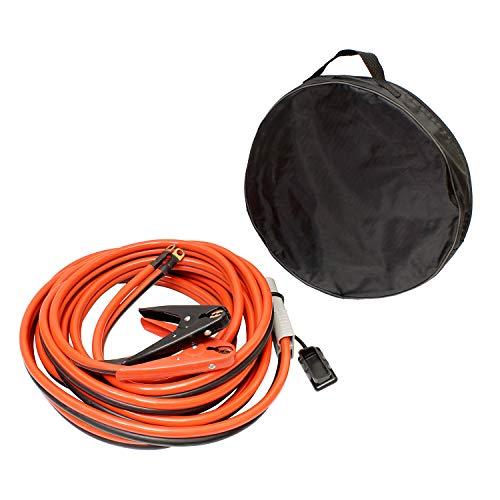 Dumble重型跨接电缆和快速连接重型起搏器1个计起搏器的汽车卡车30英尺