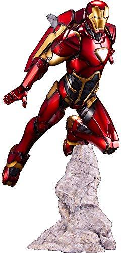 Kotobukiya Marvel Iron Man Artfx Premier Statue, Multicolor image
