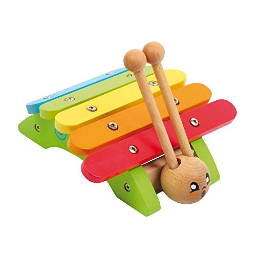 Small foot company - 8534 - Jouet Musical - Xylophone - Escargot