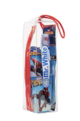 Mr White Jr - Estuche con set de Spider-Man