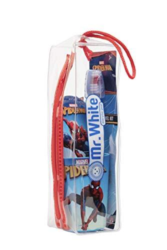 Mr White Jr - Astuccio con set Spider-Man