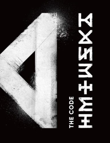 Starship Ent. Monsta X - The Code [De: Code Ver.] CD+2Photocards+Folded Poster+Extra Photocard Set