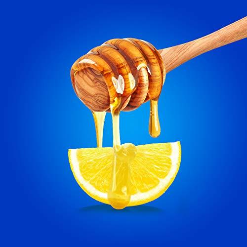SoundHealth Cough Drops, Cough Suppressant Throat Lozenge, Honey Lemon Flavor, 160 Count Bag